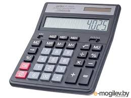 Купить <b>калькулятор Perfeo Black PF_A4025</b> с доставкой по ...