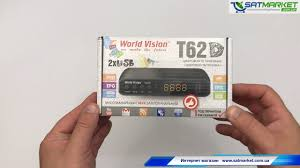 Видео обзор <b>World Vision T62D</b> - YouTube