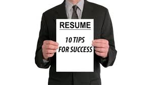 tips on improving your resume making it work