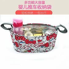 (hot) <b>baby stroller organizer</b> multi-function <b>cartoon</b> waterpr | Shopee ...