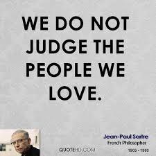 Jean-Paul Sartre Love Quotes | QuoteHD | No Exit | Pinterest ... via Relatably.com