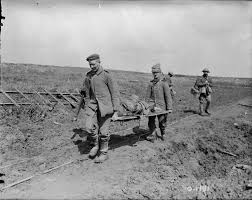 battle of vimy ridge the canadian encyclopedia iers wounded at vimy ridge