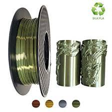Kehuashina <b>Silk</b> Pla Filament for <b>3D</b> Printer 1.75mm Filament ...