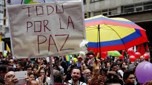 Resultado de imagen para si paz colombia