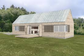 Free Green House Plans   Tiny House DesignFree Green House Plans    green modern cabin