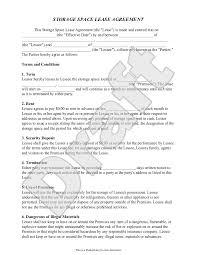 storage rental agreement self storage unit lease agreement form storage rental agreement self storage unit lease agreement form storage lease