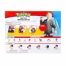 """Игровой набор """"<b>Pokemon</b>. <b>Пояс</b> для ПОКЕ-тренеров делюкс ..."""