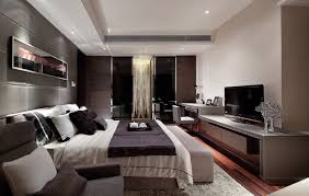 home office space master bedroom with custom cabinets modern big beautiful modern office photo