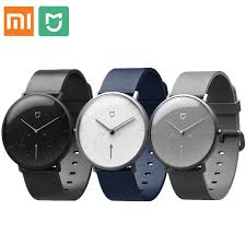 Original Xiaomi <b>Mijia Smart Quartz</b> Watch 3ATM Waterproof ...