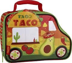 <b>Thermos Novelty</b> Lunch Kit, Cars & <b>Trucks</b> - Taco <b>Truck</b>: Kitchen ...