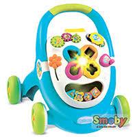Игровые центры и ходунки <b>Smoby</b>
