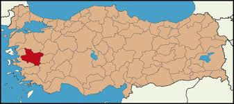 Image result for manisa haritasi