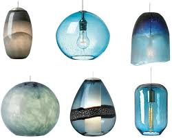 pretty blue pendant light on furniture with download blue glass pendant light blue pendant lighting