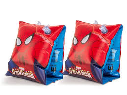 <b>Нарукавники</b> надувные <b>Bestway 98001 Spider Man</b> - Сеть ...