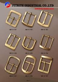 <b>Wholesale</b> High Quality Solid <b>Brass Pin Buckle</b> for Handbag/Pet ...