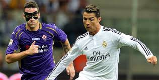 Real Madrid vs Fiorentina