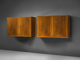 <b>Wall Mounted Cabinets</b> Attributed to Oscar Nilsson – Morentz