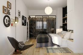 wonderful design space saving ideas for small bedrooms wonderful white brown wood glass modern design bedroom photo 4 space saver
