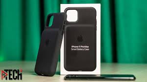 Обзор нового <b>Apple Smart Battery</b> Case за 175$ для iPhone 11 ...