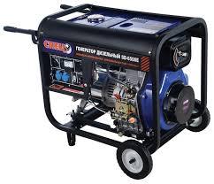 <b>Дизельный генератор СПЕЦ</b> SD-6500E (5000 Вт) — купить по ...