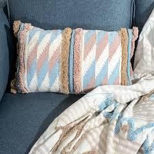 <b>Чехол на подушку с</b> бахромой Ethnic, 30х60 см от Tkano (арт ...