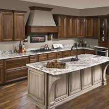 custom kitchen cabinets brown