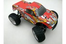 <b>Радиоуправляемый монстр HSP</b> CrazyIst <b>Electric</b> Off-Road Car Pro ...