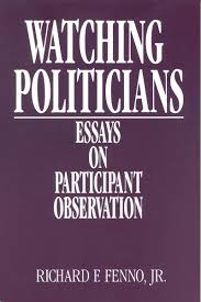 watching politicians essays on participant observation watching politicians essays on participant observation