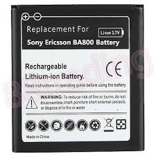 Quality Replacement 1700mAH Battery for <b>SONY XPERIA</b> S LT26i ...