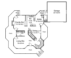 Grande Victorian Home Plan D    House Plans and MoreCountry House Plan First Floor   D    House Plans and More