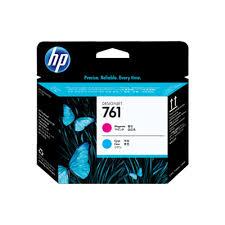 <b>Печатающая головка HP</b> CH646A №<b>761</b> Printhead Magenta and ...