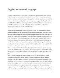 english is my second language essay vnhxslpt college essay writing blockessay on the th of