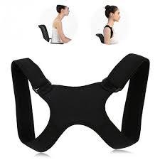 Unisex Humpback <b>Back Correction Belt Breathable</b> Adjustable ...