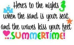 Summer quotes on Pinterest | Sunny Days, Vacation Quotes and Rainy ... via Relatably.com