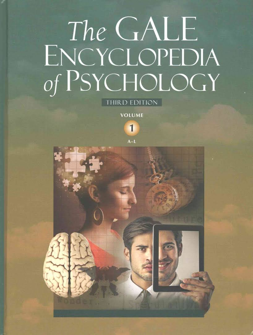 Cover of Gale Encyclopedia of Psychology