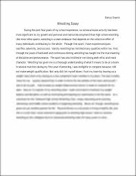 word essays one word essays