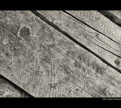 the world s newest photos of scribbles and writing flickr hive mind 1940 count vegarste tags wood bw wall sepia triangles writing log nikon 1940