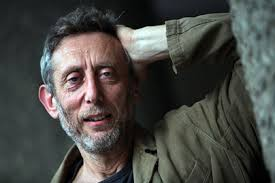 Michael Rosen did acknowledge that the Harry Potter books deserved credit for introducing a generation of children to reading Photo: PAUL GROVER - michael-rosen-laure_672032c