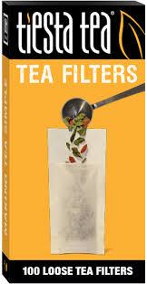 Tiesta Tea, <b>Loose Leaf Tea Filters</b>, Disposable Tea Infuser, Number ...