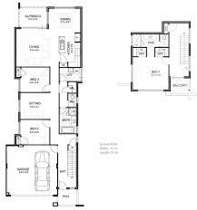 Unique Narrow Lot House Plans   Narrow Lot House Designs Floor    Unique Narrow Lot House Plans   Narrow Lot House Designs Floor Plans