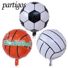 Online Shop <b>50pcs</b>/<b>lot</b> 18inch Soccer Balloons football Aluminum ...