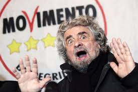 Image result for Beppe Grillo