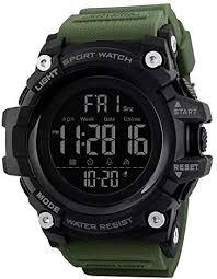 <b>SKMEI Military</b> Watch <b>3</b> Colors, dark green: Amazon.de: Uhren