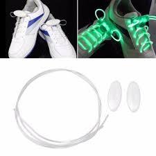 1 pair <b>led</b> bestselling 80cm <b>flash luminous</b> fashionable 6 color glass ...