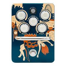 Orange Kongpressor, купить <b>педаль эффектов Orange</b> Kongpressor