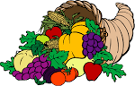 Images & Illustrations of cornucopia