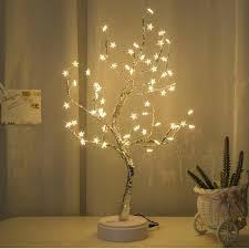 Comodino Bed Tafellamp Crystal Table Nachttischlampe El ...