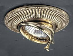 <b>SPOT</b> 1082 oro Точечный <b>светильник</b> встраиваемый золотистый ...