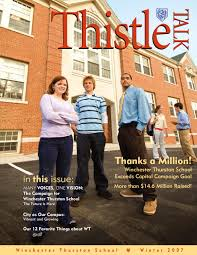 thistletalk autumn 2003 by winchester thurston school issuu