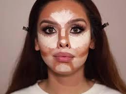 Resultado de imagen de maquillaje mal hecho